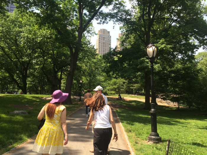 OUR NEW YORK CITY ADVENTURE! (May2015)
