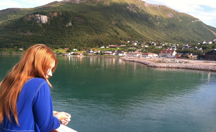 Our HONEYMOON IN THE ARCTIC (Norway)! August 2014