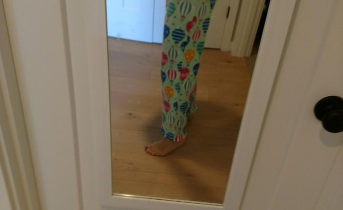 PAJAMA PANTS I MADE FOR MYSELF